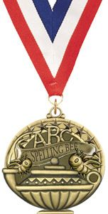 A winner or other high achiever in a spelling bee will - Decoraciones gramar ...