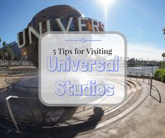 Planning on visiting Universal Studios Orlando? Read on for these time-saving tips to make the most out of your theme park visit.