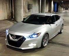 Generation Maxima - Will 20 inch rims fit on 2016 Max? - Looking to upgrade to 20 inch rims but I am not sure if they will rub. Nissan Elgrand, Renault Nissan, Nissan Altima, Nissan Maxima 2017, 20 Inch Rims, Bmw Series, Car Goals, Moda Casual, Japan Cars