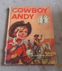 Cowboy Andy (I can read it all by myself): Edna Walker Chandler: Amazon.com: Books