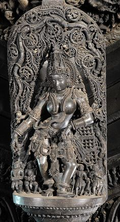 Belur, Chennakesava Temple by www.menq.am, via Flickr
