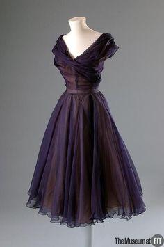 dior vintage dresses