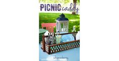 Serve It Up This Summer: DIY Picnic Caddy