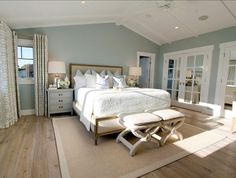 Master Bedroom Gray Paint Colors | Home with Keki / Interior Design Blog