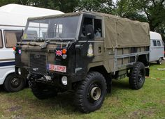 Land Rover 101 Forward Control-I missed my chance on one of these in 96.