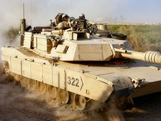 m1 abrams   M1 Abrams in Iraq Page 3