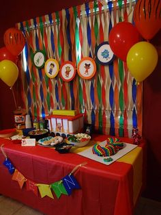 Adelyn's Grrr-ific Daniel Tiger Birthday Party!