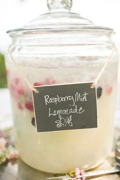 #lemonade Photography by orangeturtlephotography.com  Read more - http://www.stylemepretty.com/2013/08/02/vow-renewal-party-from-orange-turtle-photography/