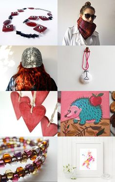 Monday 10.11 Collection by Nadia Mangione @bynadialab on @Etsy --Pinned with TreasuryPin.com