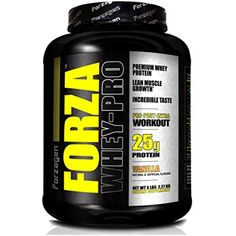 Forzagen Forza Whey-Pro Premium Whey Protein 25 g Protein (5 Lb, Vanilla) *** You can find out more details at the link of the image. (This is an affiliate link and I receive a commission for the sales)