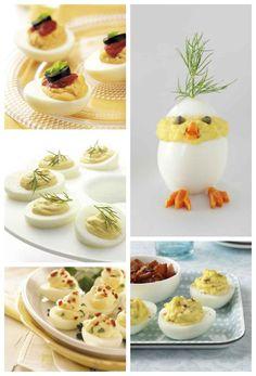 Deviled Egg Recipes from Taste of Home
