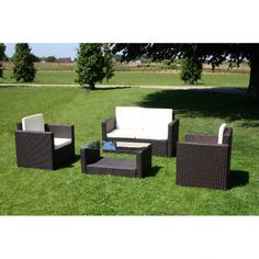 lounge sessel für den garten aus altem holz - garten möbel, Garten und Bauen