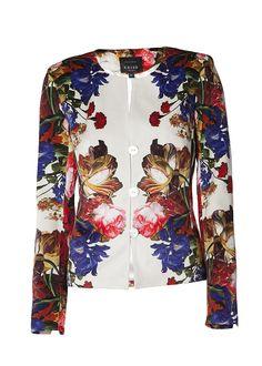 JACKA HANNELE Bomber Jacket, Blouse, Long Sleeve, Sleeves, Jackets, Tops, Women, Fashion, Down Jackets