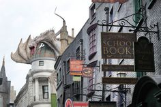 Muggles, Don't Even Think About Attempting This Harry Potter Bucket List