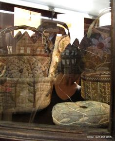 Scrap,quilt and stitch: Yoko Saïto à Nantes