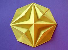Octagonal Star 2 diagram