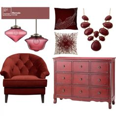 How to use Pantone Color of the Year: Marsala in your home | Storypiece.net