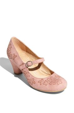 Wedding Shoes - Naya Chalice in Dusty Rose