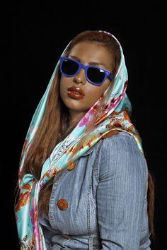 Shirin Aliabadi, City Girl 4, 2010, Lambda print mounted on aluminum, 100 x 66…