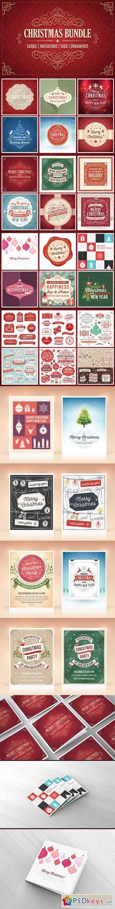 Christmas Bundle 448480 Christmas Shows, Christmas Crafts, Art Art, Illustrator, Decorations, Holiday Decor, Design, Home Decor, Dekoration