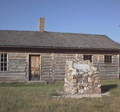 Ghosts abound at Fort Robinson, Nebraska. And, it's a place that inspires me to write.  Read more about it at my blog.