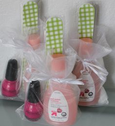 """party favor...Beauty is my passion....Kathy's Day Spa Party""""! Skincare, facials masks and make-up techniques!! Booking within the Southern NJ area or start your own Spa Party business, ask me how? www.beautipage.com/KathysDaySpa www.facebook.com/KathysDaySpa"""