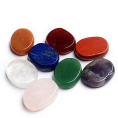 Healing Crystal Kit - 7 Chakra Healing Stone #everythingelse #religious @EtsyMktgTool http://etsy.me/2C9Qqn7 #chakra #healingcrystalkit