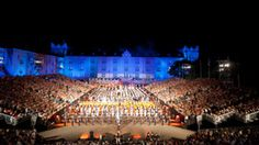 Basel Tattoo...too expensive and maybe we're too busy that week, but in the future...