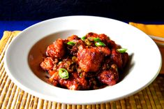 """Street food is a big deal back in Kerala and by far the most sought after delicacy is the """"Chilly Chicken and Parrotta"""" that you will find in any and every """"Thattukadda"""" (a make shift restaurant th… Chilli Recipes, Veg Recipes, Indian Food Recipes, Asian Recipes, Ethnic Recipes, Recipies, Delicious Recipes, Yummy Food, Chinese Chicken Recipes"""
