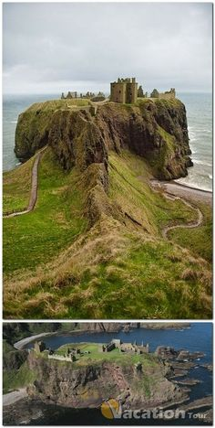Dunottar Castle - Scotland