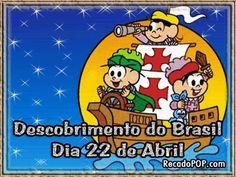 Pedagógiccos: 22 de abril: Descobrimento do Brasil