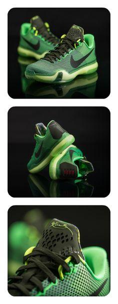 The Nike Kobe X Vino, a toast to Kobe's career. Dropping tomorrow