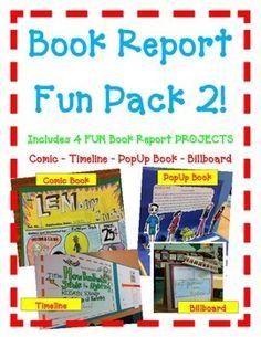 Get your book report written
