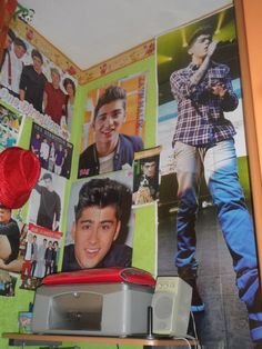 This is my room :3