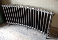 my favourite, cast iron radiators