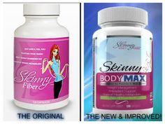 Gettin' Our Skinny On!: Skinny Fiber vs. Skinny Body Max