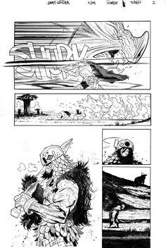 Rumble teaser page 2 by JHarren.deviantart.com on @deviantART