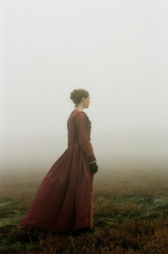 Wuthering Heights directed by Andrea Arnold and starring Kaya Scodelario as…