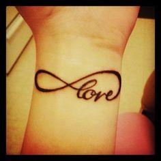 families eternity | Tattoo. Like this :)