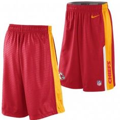 Kansas City Chiefs Nike NFL Speed Fly Shorts (Red) Kansas City Chiefs Apparel, Nike Nfl, Sport Outfits, Sweatpants, Shorts, Red, Shopping, Fashion, Moda
