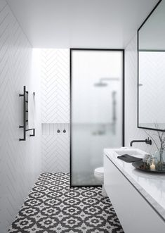 3 Astounding Tricks: Shower Remodel On A Budget Walk In shower remodeling ideas gray.Small Shower Remodel Before And After shower remodeling ideas gray.Tub To Shower Remodel Small Spaces. Half Bathroom Remodel, Shower Remodel, Bathroom Remodeling, Remodeling Ideas, Budget Bathroom, Tub Remodel, Interior Design London, Bathroom Interior Design, Luxury Interior