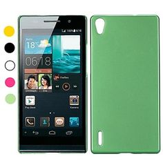 84f66d359b   3.99  Ultrathin Frosted Hard PC Case for Huawei Ascend P7(Assorted Colors)