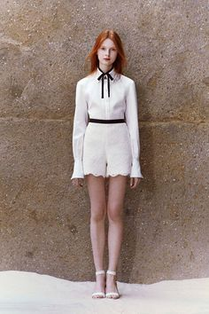 Honor Resort 2015 Collection Slideshow on Style.com