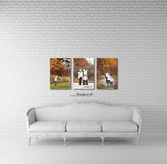 Wall guide displays. Photo Look, Photo Displays, Display Ideas, Presentation, Wall Art, Portrait, Furniture, Home Decor, Decoration Home