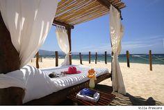 beach cabana #dorelsummerfun