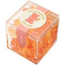 Infused with bubbly champagne, these sophisticated bears from Sugarfina sparkle in flavors of Brut and Ros? Infused with Dom Pérignon Vintage Champagne, these sophisticated bears from Sugafina sparkle in flavors of Brut and Rosé. Birthday Ideas For Her, Birthday Gifts For Her, Chocolates, Champagne Gummy Bears, Barn Door Baby Gate, Pizzeria, Vintage Champagne, Paper Source, Christmas Gifts For Her