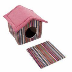 #Cuccia #Casa #Casetta | Cuccia per #Gatti Principini.it http://www.principini.it/prodotti/gatti/cucce-nicchie-gatti/cuccia-casa-casetta