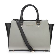 Michael Kors Grey Tote bag. My fav purchase of the yr, want one in every color now!!