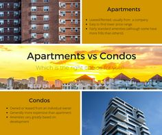 Condo or apartment? Which is right for you?