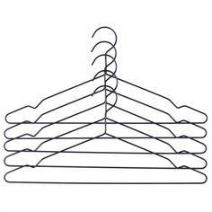 HAY wire hangers (box of 5 pcs), for LOOP Stand: the final design touch - deco and design
